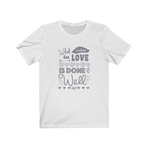 Earth 2 Jane 'In Love' T-Shirt