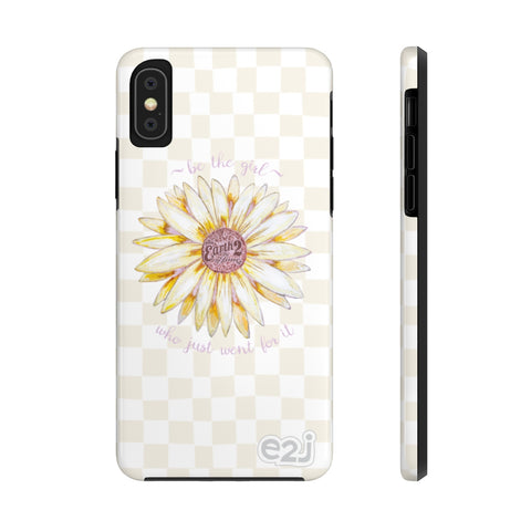 Earth 2 Jane 'Sunflower' Phone Case