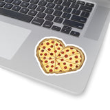 Earth 2 Jane 'Pizza Heart' Sticker