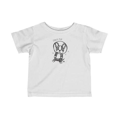 E2J Little Pup Jersey Tee