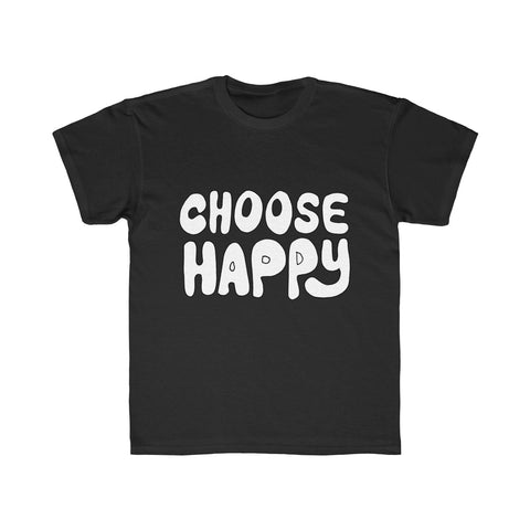 Earth 2 Jane 'Choose Happy' Kids Tee