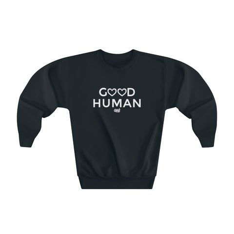 Earth 2 Jane 'Good Human' Youth Sweatshirt