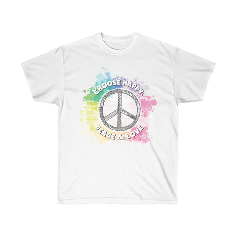 Earth 2 Jane 'Choose Peace' T-Shirt