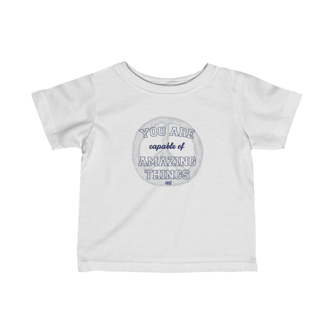 E2J Little 'You Are' Jersey Tee