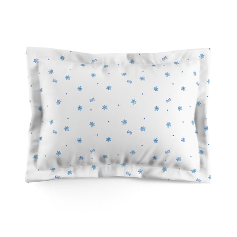 Earth 2 Jane 'Flowers' Pillow Sham