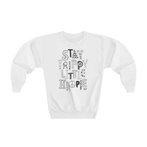 Earth 2 Jane 'Stay Trippy'  Sweatshirt