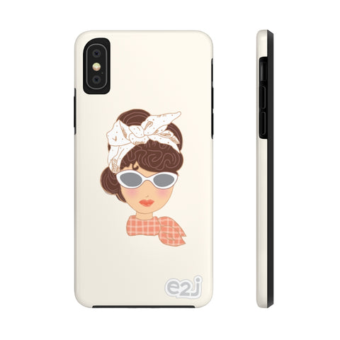 Earth 2 Jane 'Retro Emma' Phone Case