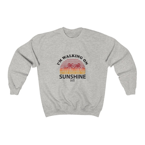 Earth 2 Jane 'Walking on Sunshine' Sweatshirt