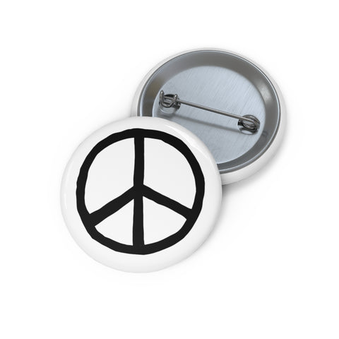 Earth 2 Jane 'Peace' Pin Buttons