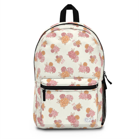 Earth 2 Jane 'Vintage Rose' Backpack (Made in USA)