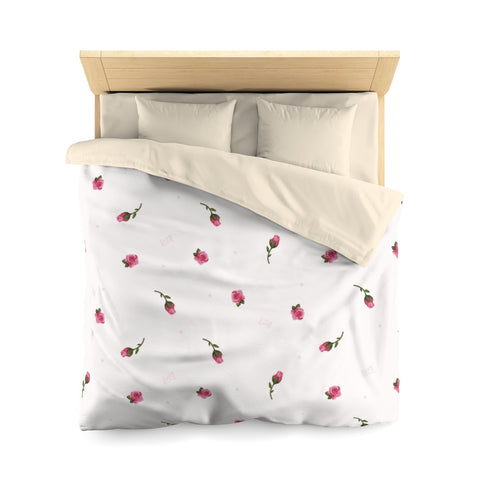 Earth 2 Jane 'Roses' Duvet Cover
