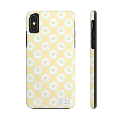 Earth 2 Jane 'Yellow Daisies' Phone Case