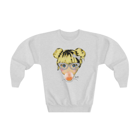 Earth 2 Jane 'Bubblegum Paris' Sweatshirt