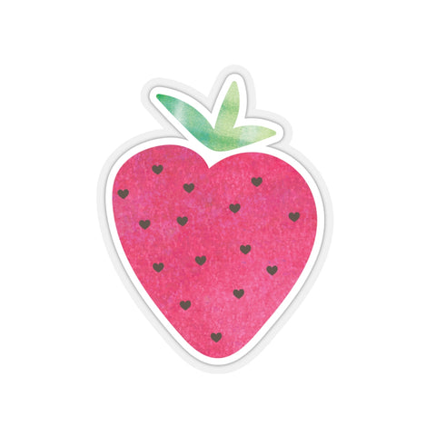 Earth 2 Jane 'Strawberry'  Sticker
