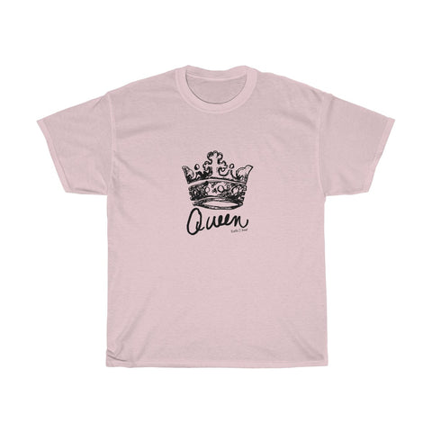 Earth 2 Jane 'Queen's Crown'  Tee