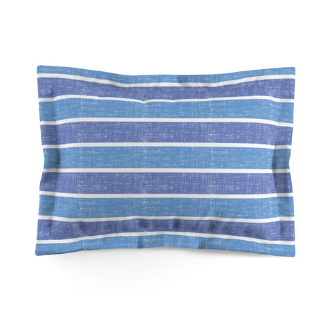 Earth 2 Jane 'Love Hard' Stripe Pillow Sham