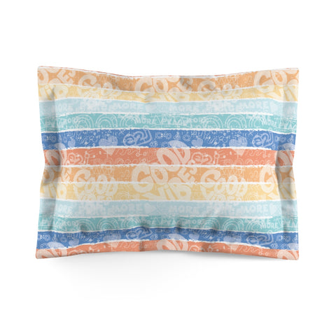 Earth 2 Jane 'Surfer Vibes' Pillow Sham