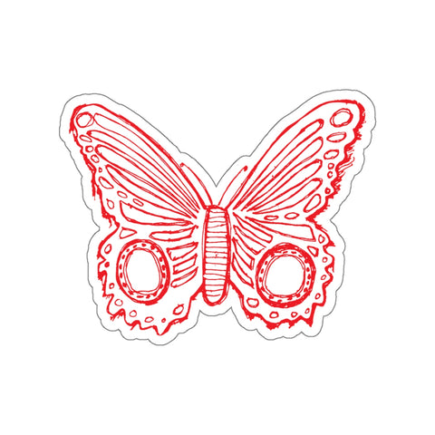 Earth 2 Jane 'Butterfly'' Sticker