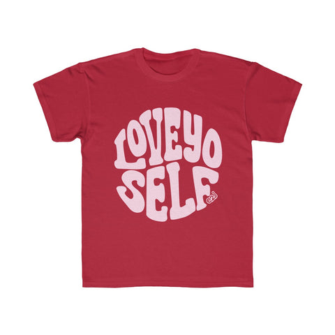 Earth 2 Jane 'Love YO Selfy' Kids Tee