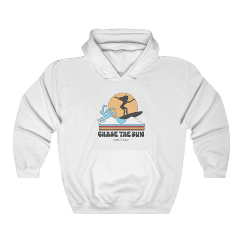Earth 2 Jane 'Chase The Sun' Hooded Sweatshirt