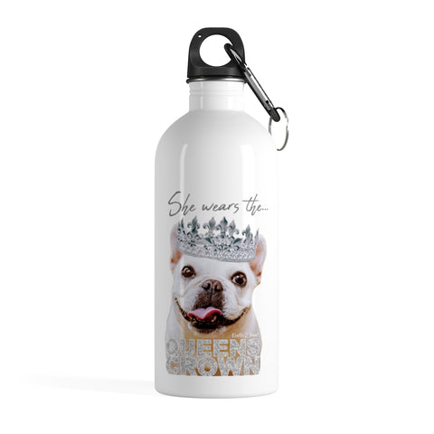Earth 2 Jane 'Queens Crown' Water Bottle