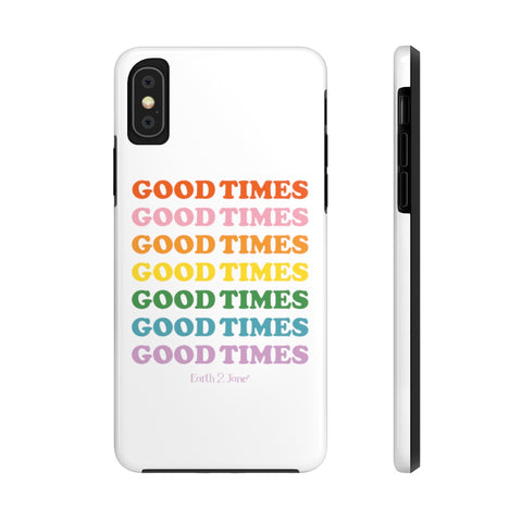 Earth 2 Jane 'Good Times' Phone Case