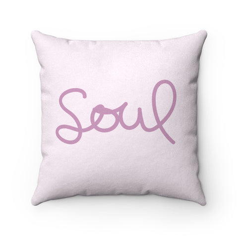 Earth 2 Jane 'Soul' Square Pillow