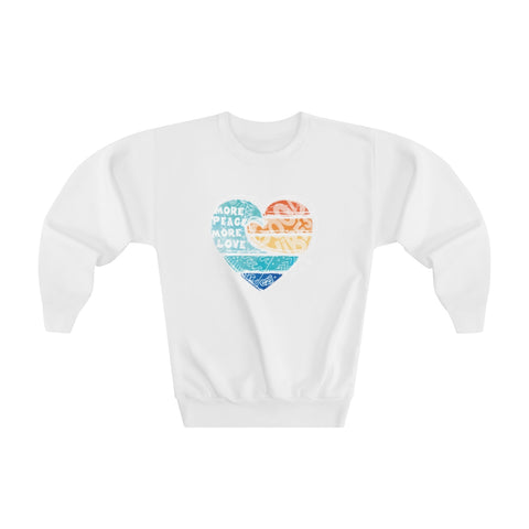 Earth 2 Jane 'Surfer Vibes' Youth Sweatshirt