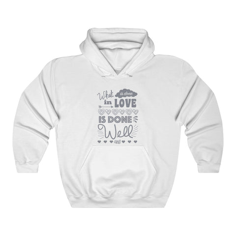 Earth 2 Jane 'In Love' Hooded Sweatshirt