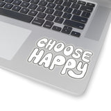 Earth 2 Jane 'Choose Happy' Sticker