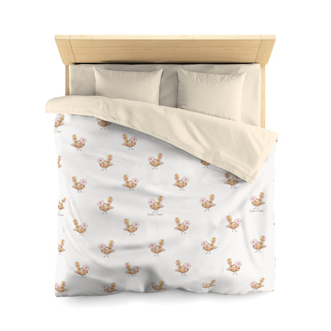 Earth 2 Jane 'Tweet Tweet' Duvet Cover