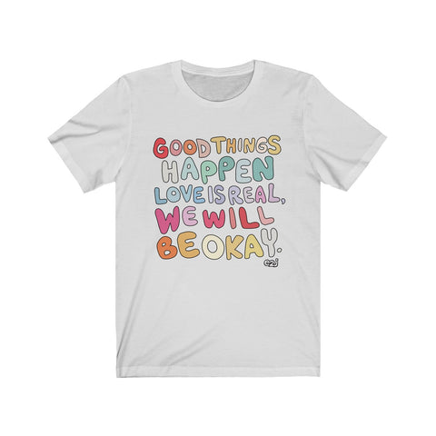 Earth 2 Jane 'Good Things' T-Shirt