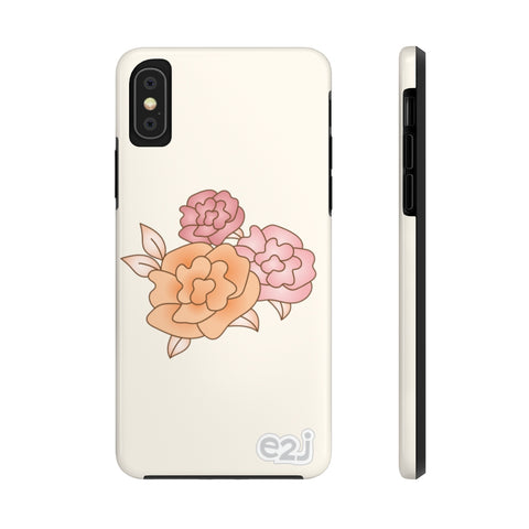 Earth 2 Jane 'Vintage Roses' Phone Case