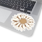 Earth 2 Jane 'Worn Sunflower' Sticker