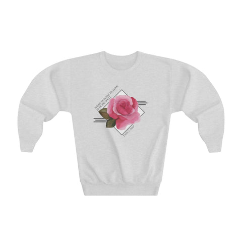 Earth 2 Jane 'Rose' Youth Sweatshirt