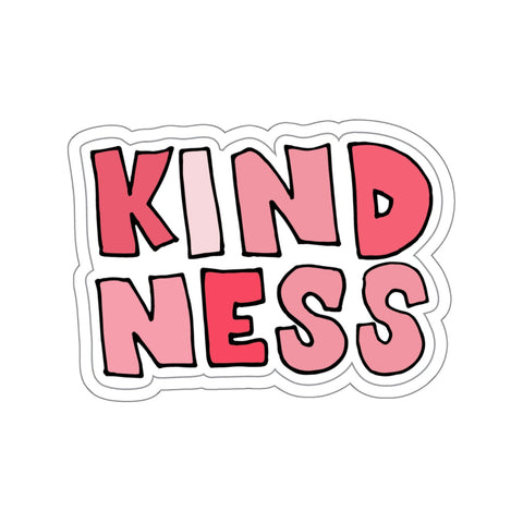 Earth 2 Jane 'Kindness' Stickers