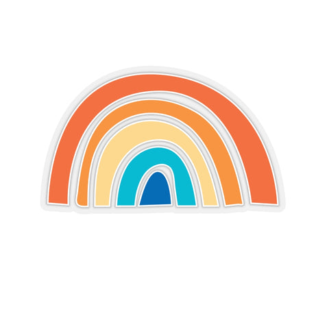 Earth 2 Jane 'Rainbow' Sticker