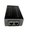 Single Port Mid-Span PoE Injector, US Made by Enable-IT