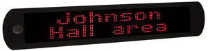 Large Format Day/Date Clock & Visual Notification Signs