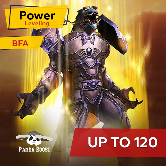 Power Leveling Boost