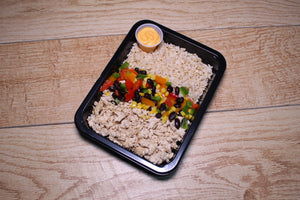 Sriracha Turkey Boxx Healthy Meal Delivery