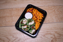 Chicken/Turkey Bacon Wrap Healthy Meal Delivery