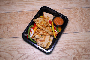 Chicken Quesadilla Healthy Meal Delivery