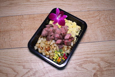 Steak & Egg Skillet Meal Delivery