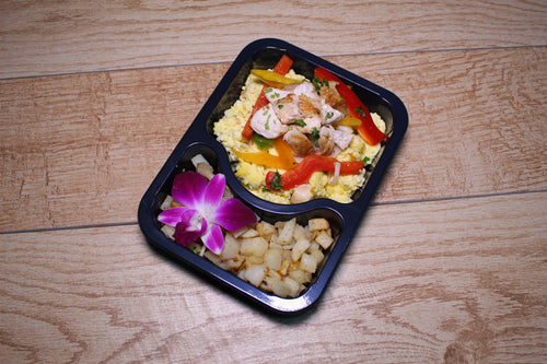 Chicken & Egg Skillet Meal Delivery