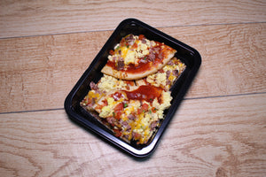 Breakfast Pizza Meal Delivery