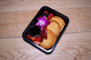 Vanilla Protein Pancakes Meal Delivery
