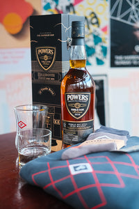 Harbour Bar Special Cask Release & Powers Whiskey Gift Set