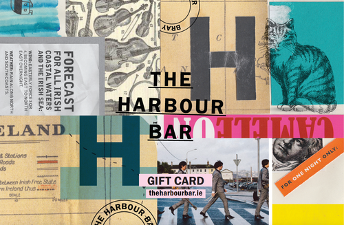 Harbour Bar Gift Card - €50
