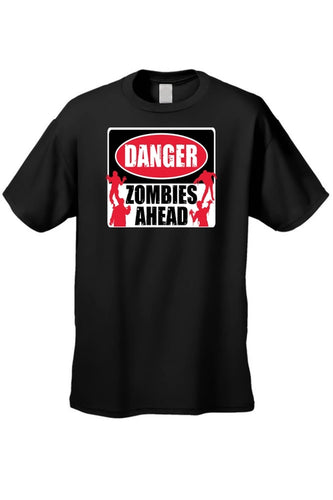 Danger Zombies T Shirt